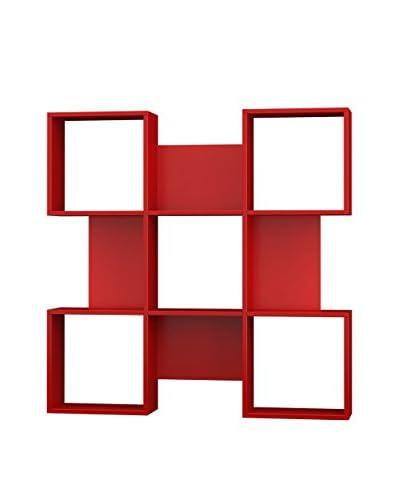 Matte Maison Libreria Quat Rosso