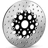 H-D Vivid Black Floating Brake Rotors 44358-00
