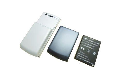 Docomo MEDIAS N-04C大型大容量バッテリー