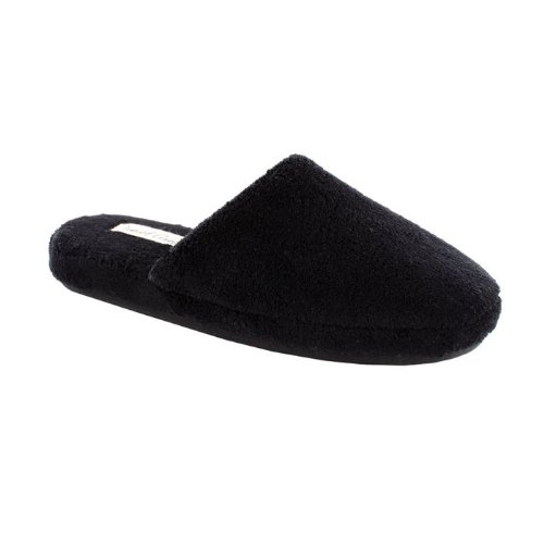 Daniel Green Women's Addie Slipper,Black,8 M US