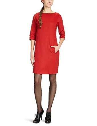 Strenesse Blue Damen Kleid (knielang), 215160 86336, Gr. 40, Rot (550)