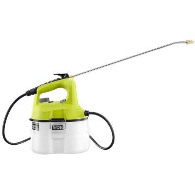 ONE+ 18-Volt Lithium-Ion Cordless Chemical Sprayer - Battery and Charger Not Included (Ryobi Airless Paint Sprayer compare prices)
