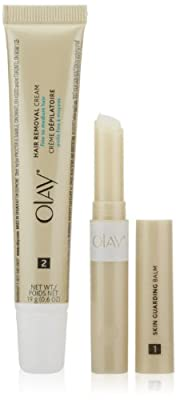 Olay Smooth Finish Facial Hair Removal Duo from P & G