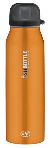 5337.698.050 Isolier-Trinkflasche isoBottle, 0,5 L, edelstahl, rein orange