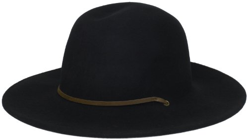 Brixton Men's Tiller Hat, Black, Medium