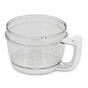 Amazon Com Kitchenaid 9 Cup Food Processor Work Bowl