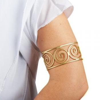 Rubie's Costume Co Grecian Arm Cuff Costume