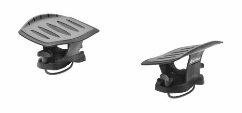 Sportrack Sr5512 Saddle Kayak Carrier, Black front-878404