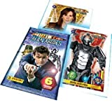 Doctor Who Alien Armies Trading Card Game - 10x BOOSTER PACKS