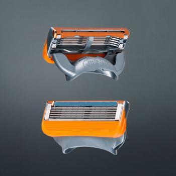 Die Gillette Fusion Power Systemklingen