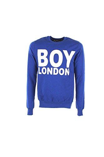 Boy London BL357 Felpa Uomo Blu S
