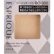 エスプリーク ビューティフルスキン パクトUV BOー300 10.5g レフィル