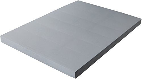 KooBoe AL463T100 63.5x46.6mm A4 Etiquettes adresses pour Laser/Jet d'encre Printer - Blanc (Feuille de 100 correspondant à 1800 Etiquettes)