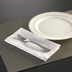 Silver Plastic Glimmerware Plastic Salad Forks 20ct