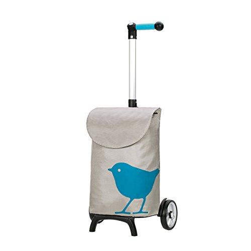 original-andersen-unus-shopper-fun-mit-tasche-bird-turkis
