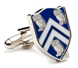 Rice University Cufflinks - NCAA College Athletics Sports Themed Formal Wear