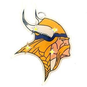 Flashing Nfl Pin/Pendant - Minnesota Vikings