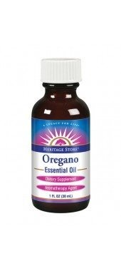 Heritage Products Essential Oil Oregano -- 1 fl oz by Heritage