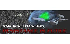 Star Trek Attack Wing Resistance is Futile Blind Booster
