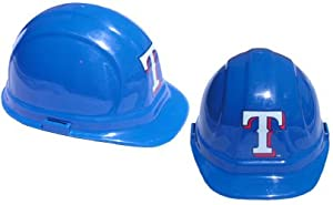 Texas Rangers Hard Hat by Wincraft