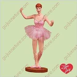 Hallmark Keepsake Ornament I Love Lucy the Ballet