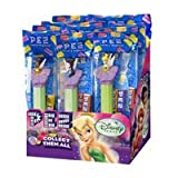Pez Disney Fairies Candy, Assortment - 12 Ea