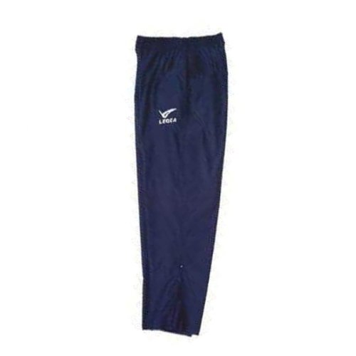 LEGEA PANTALONE SVIZZERA K-WAY TRAINING CALCIO CALCETTO TORNEO SPORT (BLU, XL)
