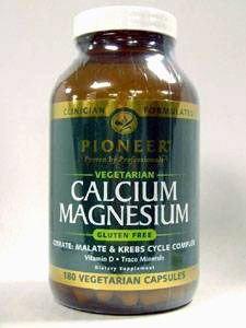 Magnesium And Calcium Absorption