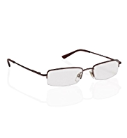 Square Half Frame Reading Glasses