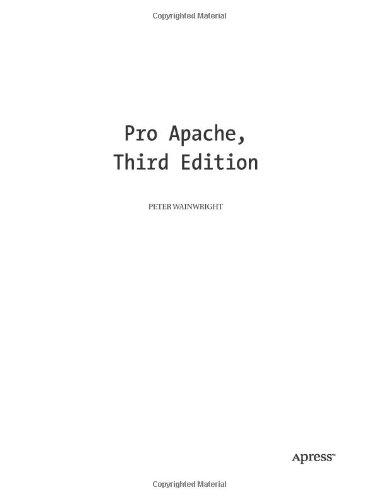 Pro Apache