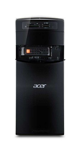 acer デスクトップPC Core i5-3450 4GB 500GB S-Multi Win7HP64bit ブラック AM3985-H54D