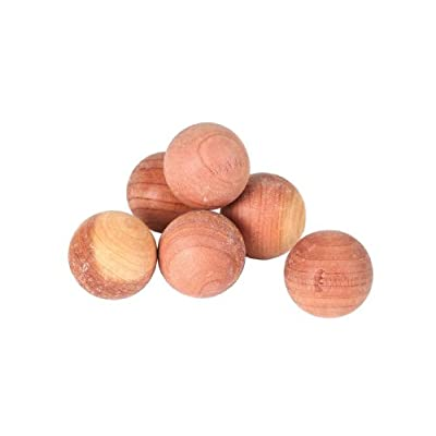Stv STV031 Cedar Balls, Box of 24