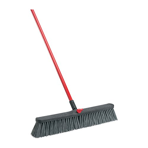 Libman 24in. Rough Surface Push Broom, Model# 879 (Libman Push Broom 24 compare prices)