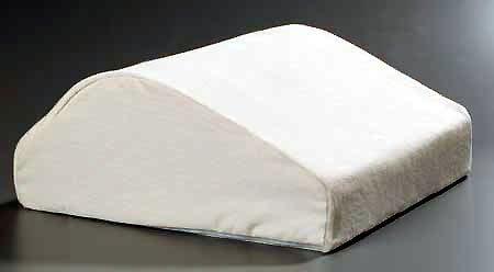 Jobri - Srtxs - Memory Foam Leg Wedge Pillow Cushion - Natural - X-Small front-46740
