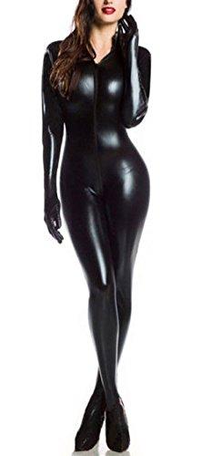 mangotree-sexy-kostum-wet-look-catsuit-bodysuits-dessous-nachtkleid-clubwear-catlady-kostuem-schwarz