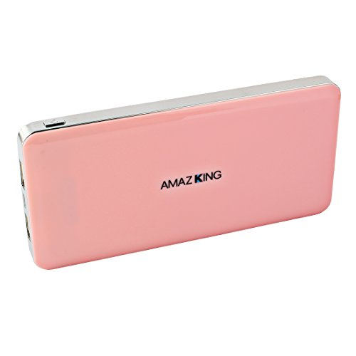 Amaz King 10000mAh Dual Port External Battery Photo
