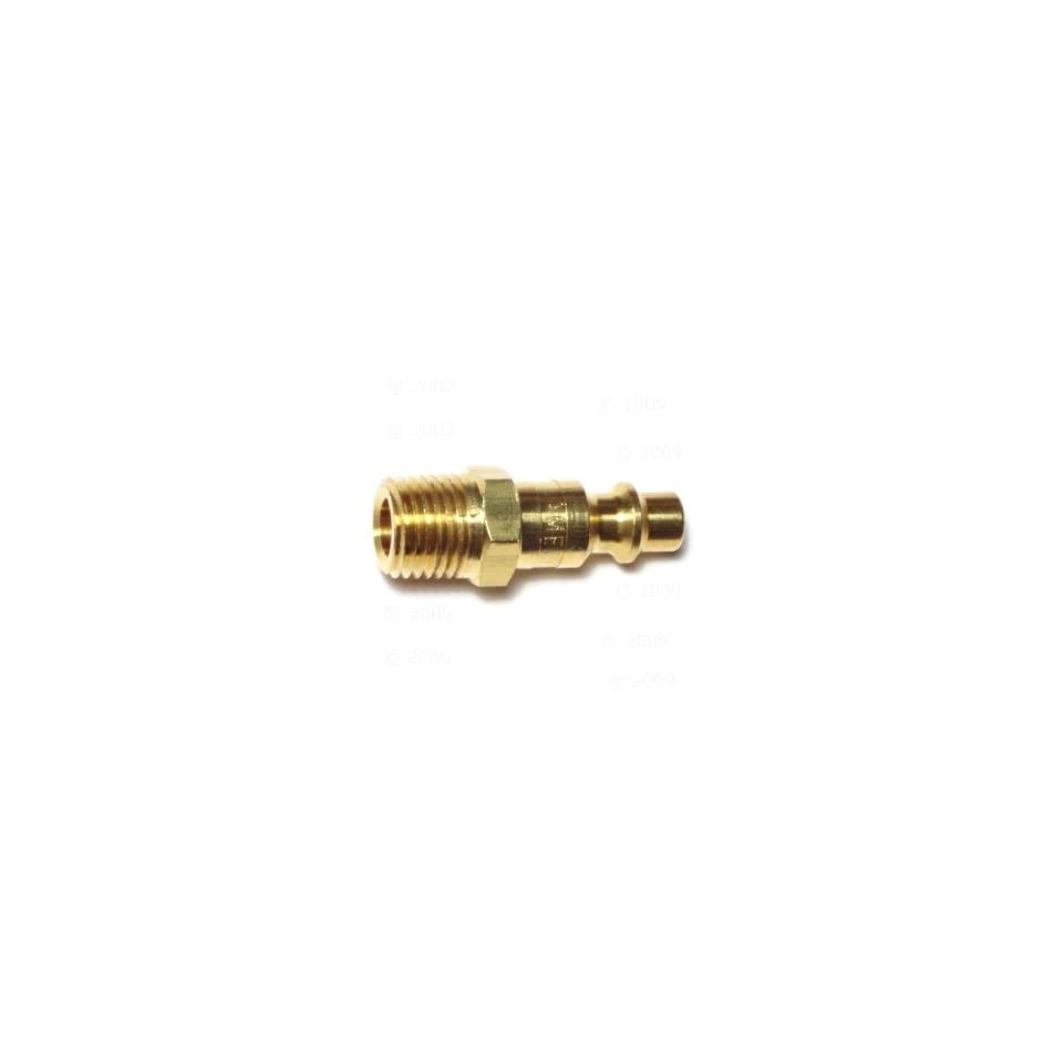 1/4 IP Male Air Hose Connector (4 pieces)