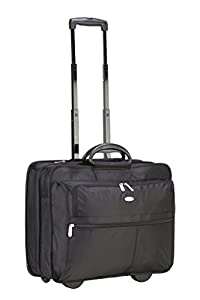 Targus XL Rolling Case Designed for 17-Inch Notebooks, Black (TXL717)