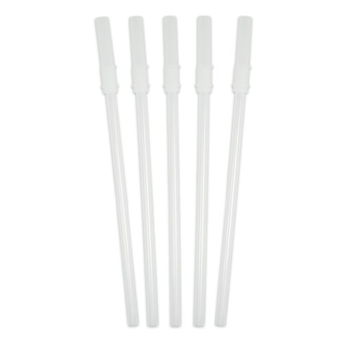 Green Sprouts Extra Straw 5 Pack, Clear