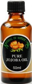 Natural By Nature 50ml Jojoba Vegetable Oil