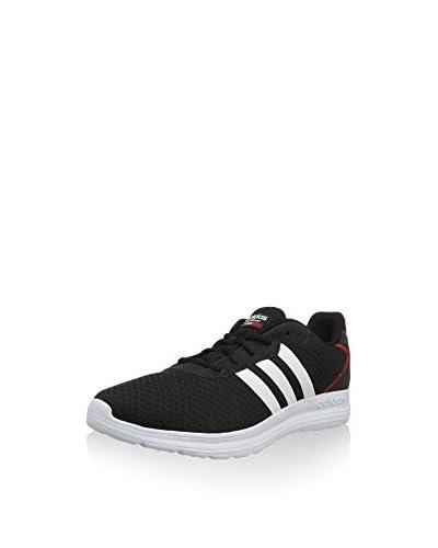 adidas Sneaker Cloudfoam Speed [Nero/Bianco]