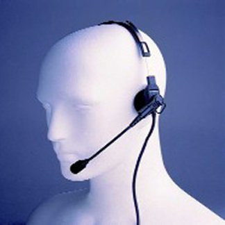 Motorola Mdrmn4018 Lightweight Headset With Ptt Best Price Last One Dont Miss It Brand New