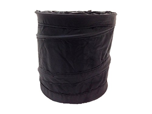 Pop Open Collapsible Trash Can For Car Office Use Portable Popup Trashcan 642078485275
