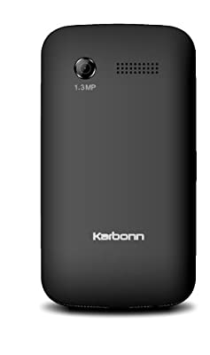 Karbonn K63+ (Black)
