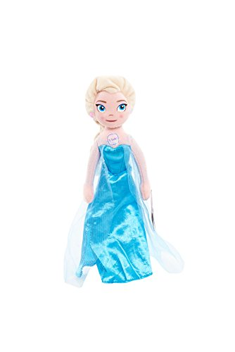 Disney Frozen Talking Bean Elsa Plush - 1