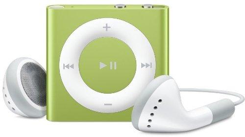 Apple iPod shuffle 2GB グリーン MC750J/A 【最新モデル】