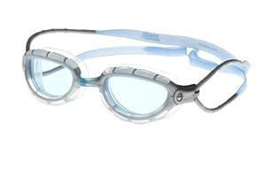 Zoggs - Gafas de natación Blue/Silver/Clear Talla:talla única