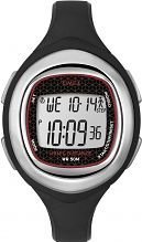 Unisex Timex Indiglo Health Touch Plus Heart Rate Monitor Alarm Chronograph Watch T5K562 from Timex