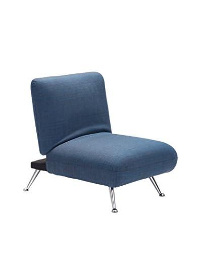 Zuo Modern Bizard Sleeper Chair, Blue