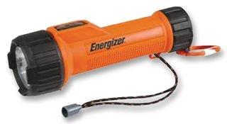 ENERGIZER - MS2DLED - TORCH, LED, 28 LUMENS, 2 X D, ORANGE & BLACK